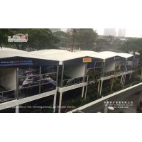 Buy cheap 10m double decker tent for racing events and VIP lounge from wholesalers