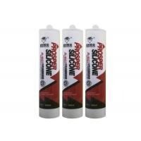 Quality One Part Paste Neutral Cure Window And Door Silicone Sealant For Common Construction for sale