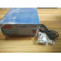 Buy cheap Power Adjustable 25khz Digital Ultrasonic Generator With Converter For Industrial Ultrasound from wholesalers