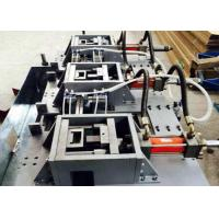 Buy Ceiling Main T Grid Channel Bar Drywall Stud Roll Forming Machine Line at wholesale prices