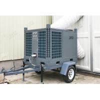 Drez Aircon 15HP 14TON Industrial Tent Air Conditioner With Trailer Mounted for sale