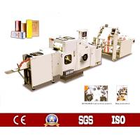 Quality Eco Friendly Paper Bag Manufacturing Machine , Square Bottom Paper Bag Machine JT-SBR290 for sale