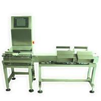 Quality Digital checkweigher with air reject system for food industry for sale
