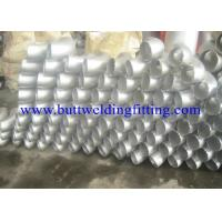 Quality Nickel Alloy Steel 600 / Inconel 600 But Weld Fittings No6600 / Ns333 / 2.4816 ASME SB366 UNS NO6625 for sale