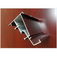 Quality Thermal Insulation Wood Finish Aluminium Profiles Precise Cutting For Medical Equipment for sale