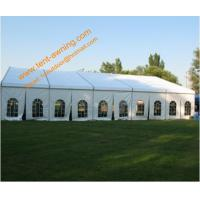 Quality Heavy Duty Aluminum Lawn Tent for  Party  Event Wedding Customized Size Waterproof Tents for sale
