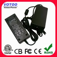 Short Circuit Switching Power Adapter DC 24V 3A For LED Strip Light