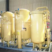 90-95% Purity Psa Oxygen Plant Small Footprint With 0.1-0.4Mpa Pressure Adjustable