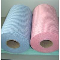 Quality Face Mask Spunlace Nonwoven Fabric 100% Modified Fibre Material For Cosmetics / Wet Tissue for sale