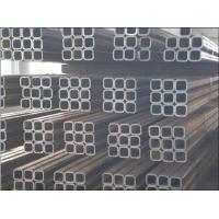 Quality 2 - 20 mm Thickness Hollow Galvanized Square Retangular Steel Pipe Tube For Petrol, Gas for sale