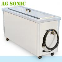 Quality Digital Control Ultrasonic Anilox Roll Cleaning Systems With Spindle Motor Rotation for sale