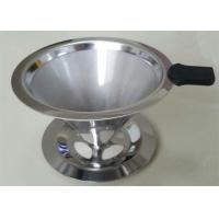 Quality White Ultra Fine Stainless Steel Filter Easy Clean With High Eccentricity Rate for sale