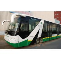 Quality 14 Seat 6 Door Diesel Engine Airport Transfer Bus Airport Coaches 110 passengers capacity for sale
