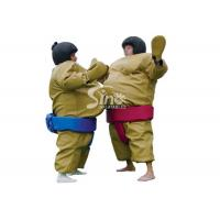 Buy Kids N adults inflatable sumo wrestling suits made in China Sino Inflatables factory at wholesale prices