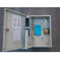 Quality FTTH fiber optic distribution Box with PLC splitter for sale