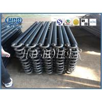 Quality Hot Water Boiler Stack Economizer / Economiser Tubes Anti - Corrosion for sale