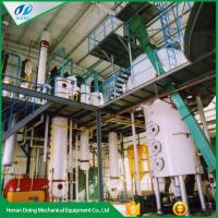 Quality Lasted technology sunflower oil solvent extraction plant for sale