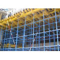 Quality Shoring Scaffolding Systems Cuplock System Scaffolding Painted / Galvanized Surface Treatment for sale
