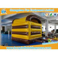 Buy Air Fun City West Wild Shoot Out Inflatable Bouncy Castle 3*3m Customized at wholesale prices