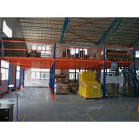 Quality Removable / Selective Industrial Mezzanine Floors Steel Multi-Layer for Warehouse for sale