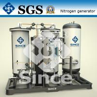 Quality  / CE / ISO / SIRA Oil & Gas PSA Nitrogen Generator Package System for sale