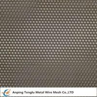 Buy cheap Stainless Steel 304 Perforated Metal  Staggered and Square type 2.5x1.25m from wholesalers
