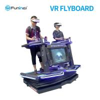 Buy cheap Standing Platform VR Flight Simulator With HTC Vive Headset VR Glass from wholesalers