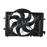 Quality 2035001593 2035001693 Engine Cooling Fan For Mercedes Benz W203 W209 600W Motor Electric Fan for sale