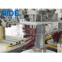 Buy Automatic three phase electirc motor winding stator production line machine with remotor control at wholesale prices