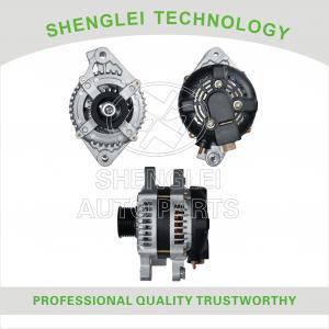 Quality 12V 150A Toyota Denso Alternator / Engine Alternator OEM Made with Center Muffler for sale