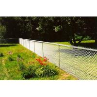 chain link fence project