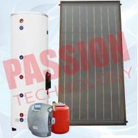 China Thermosyphon Solar Water Heater For Hot Water Heating 25mm Hail Resistance on sale