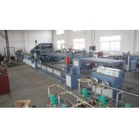 Quality Reinforced PP Plastic Strap Band Making Machine With Excellent Straightness for sale
