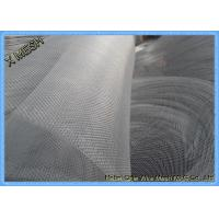 Buy 18x16 mesh marine grade 316 stainless steel secutiry mosquito window screen for at wholesale prices