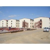 Quality Prefabricated Apartment Building , Steel Structure Office Buildings for sale