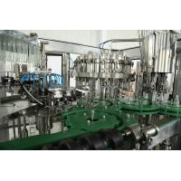 Quality Can Beer Bottling Equipment , Automatic Wine Filling Plant Aseptic and High Speed for sale
