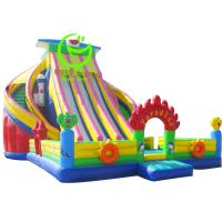 Quality 2016 hot sell  Giant inflatable slide with 24months warranty GT-SAR-1630 for sale