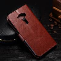 Buy Protective Cell Phone Leather Wallet Case For Zenfone 3 Magnetic Close at wholesale prices