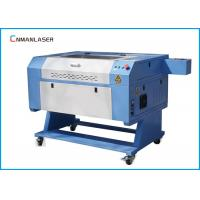 Quality Water Chiller 60W 80W CO2 Wood Leather Fabric Fast Speed Laser Engraving Machine for sale