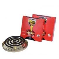 Quality Tai Daisy Brand/OEM 130mm smokeless sandalwoodBlack mosquito coil for sale