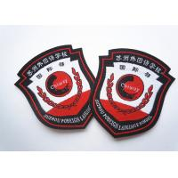 Quality Decorative Custom Clothing Patches for sale