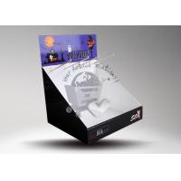 Buy Attractive Custom Printed Hooks Cardboard Counter Display / PDQ Counter Box at wholesale prices