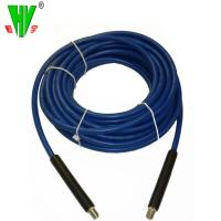 China High pressure hose rubber washer 50 foot pressure washer replacement hose on sale
