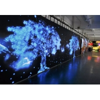 Quality P3.91 P4.81 5000cd/sqm Waterproof Led Video Wall SMD1921 for sale