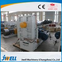 China High Speed Corrugated Pipe Extrusion Line Professional Automatic Customized on sale