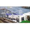 Transparent glass giant tent, wedding party tent, aluminium frame tent 20 x 30 m for sale