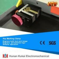 Quality SEC-E9 Key Cutting Machine Key Mark Clamp for Engraving Logo on Metal Keys for sale