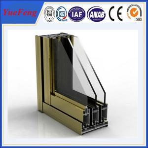 Quality aluminium doors and windows profiles frame dubai, aluminium wardrobe for bedroom for sale