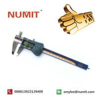 Quality IP 54 Stainless Steel Hardened  Electronic Digital Caliper With Battery 3V 0-150MM for sale
