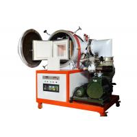 Pneumatic High Temperature Vacuum Furnace Easy To Operate With Air Inlet for sale